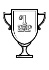 Cup # 1 Father's Day